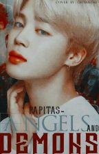 天使と悪魔- kookmin angels and demons  by Papitas-