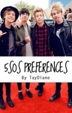 5SOS Preferences by TayDiane