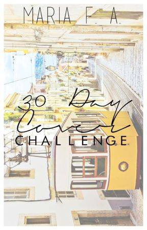 30 Day Cover Challenge by MariaFA