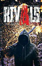 RIVALS: BAD GIRLS vs. BAD BOYS  by PowerPuffGirls_143