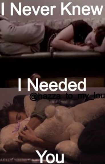 I Never Knew I Needed You { |Nerd!Louis|Larry Stylinson AU}