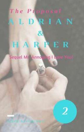 The Proposal (2) Aldrian - Harper by nikenkartiniwati