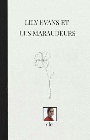 Lily Evans et les maraudeurs by elohello