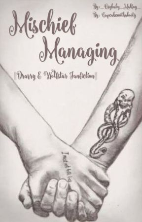 Mischief Managing    Drarry Fanfiction    Wolfstar Fanfiction    by Cupcakewithabooty