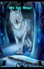 my ice wolf by Alicea6