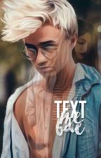 text me bae by mendeswave