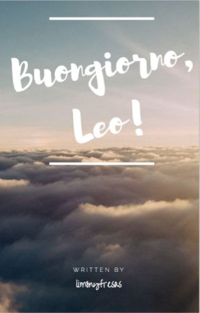 Buongiorno, Leo! by limonyfresas