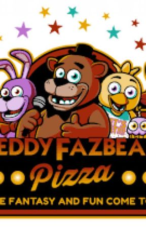 Five nights at freddys by Maxycorn