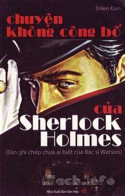 Đọc truyện Chuyện không công bố của Sherlock Holmes