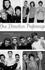 Preferencje One Direction  by NathanSykes24