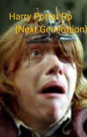 Harry Potter Rp {Next Generation} by KittyHasSkittles