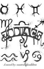 Zodiacs by xastroholicallibra