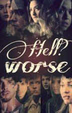 Hell? Worse | Elycia | Emison | ZAWIESZONE | by Alex_Nico