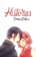 SasuSaku Oneshots by Thxzein