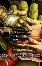 Avengers-Preferencje i Imagify by MarylazKarabinem