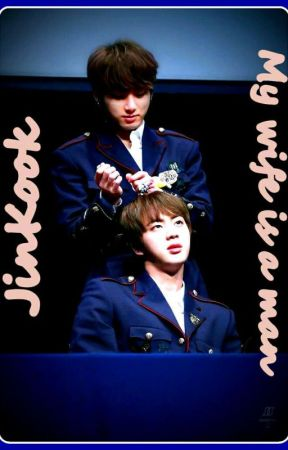 JinKook - My wife is a man by jenni-yuki