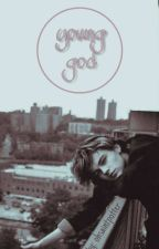young god » scorbus au by ohsaintpotter