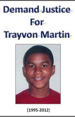 A Poem About Trayvon Martin