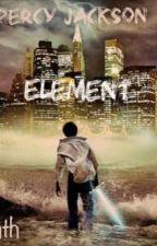 Percy Jackson Elements  by Mirandapistacha