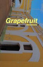 Grapefruit (Jackson Wang) by Kmethebop