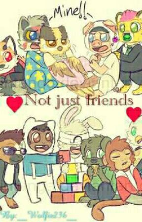 ♥ Not just friends ♥ BBS crew x reader ♥ by __Wolfie236__