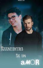 Reencontro De Um Amor (Romance Gay) by MateusLino