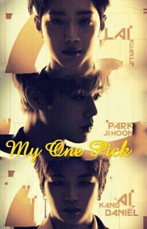 My One Pick (WannaOne Saga) by NoonaDdreamer