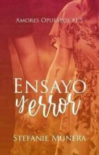 Ensayo y Error. (AO #1.5) by poeless