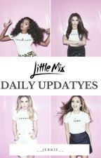 Little mix updates! by __Jerrie__