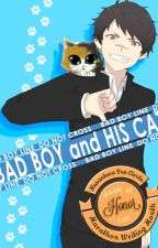 Bad Boy and His Cat by ArudaL