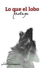 Lo que el Lobo protege [Yoonmin] by Ladychessie