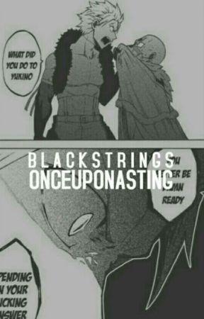 Black String | Stingyu by OnceUponASting