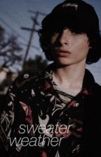 sweater weather ✗ finn wolfhard by -reddie