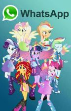 Whatsapp Mlp eqg by FanyCruz207