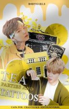 Tea Parties and Tattoos - Yoonmin by WiblyWoblyDoctor