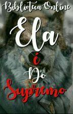 A Filha Do Supremo Alfa (Completa) by bibliotecaonline223