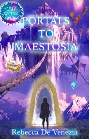 The Journey through Maestosia by Rebecca_DV