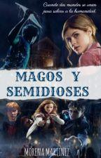 Magos y Semidioses  by bingthisway