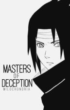 Masters Of Deception  by author_milo