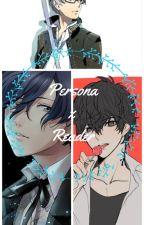 Persona x reader by Makotoyuki12