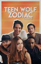 Teen Wolf Zodiac by OddBlue