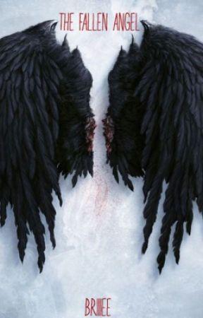 The Fallen Angel by briiiee