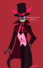 ×Welcome to the family× Black hat x Male reader  by teddyteddy_pie