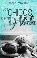 Los Chicos de Mi Vida by ArguellesMartin
