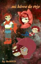 mi héroe de color rojo FOXICA FNAFHS [CANCELADA].  by Sheila9159