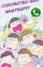 ¡Osomatsu-san Whatsapp!  by -Junie-