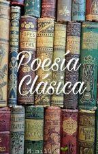Poemas clásicos  by mimi1074