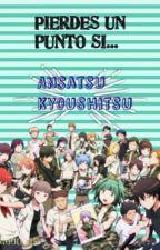 pierdes un punto si...《Ansatsu kyoushitsu》 by fran2511
