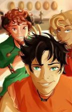 Reading Percy Jackson Fanfic by Erinaceinae