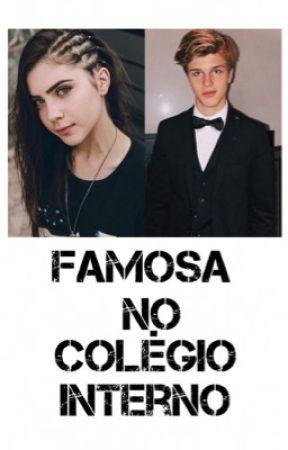 Famosa no *colégio interno* by uni_uni_corn